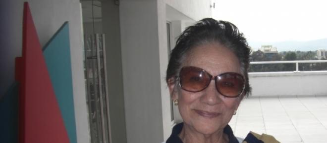 Dra. Sofia Hernández, responsable del Diplomado en la UNAM