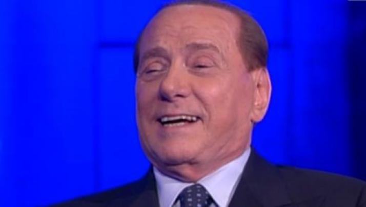 Berlusconi a 'Che tempo che fa': 'Sì alle unioni omosessuali', e critica Renzi e Alfano