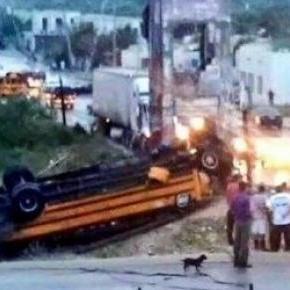 Tornado deja mas de 750 viviendas afectadas