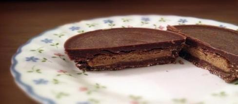 Egészséges, gyors, tápláló csokis finomság