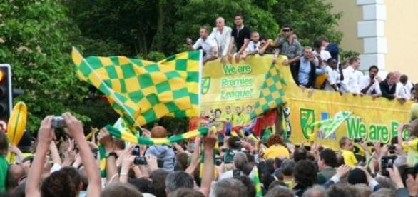 Norwich City, Premier Ligue