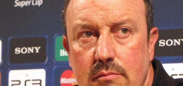 Rafa Benítez, treinador espanhol de 55 anos