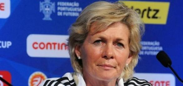 Silvia Neid, Trainerin Deutsche Frauen-Nationalelf
