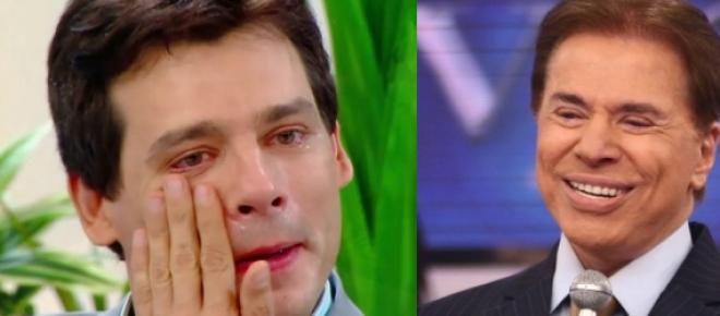 Celso Portiolli revela que sofreu nas mãos de Silvio Santos após quase ter ido pra Globo