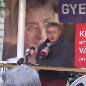 Mondd ki és vállald Gyurcsány Ferenc!