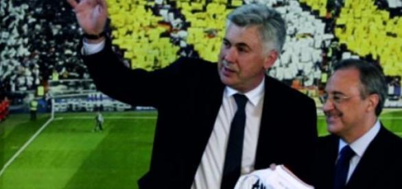 Két éve Perez még tárt karokkal fogadta az olaszt.