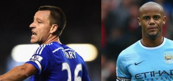 Terry és Kompany: két PL-kapitány