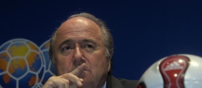 Joseph Blatter não foi acusado