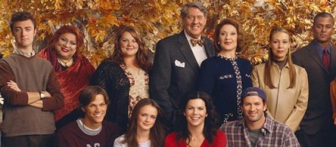 Série Gilmore Girls pode vir a ser um filme