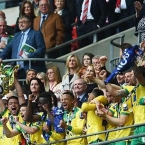Norwich City are back in the Premier League