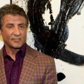 Sylvester Stallone loves art