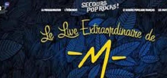 Secours Pop Rocks concert solidaire