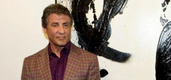 Sylvester Stallone loves art