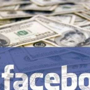Facebook jako generator dolarów