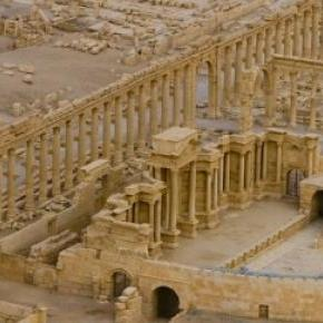 Les autorités craignent le pillage de Palmyre.