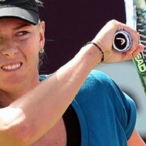 Maria Sharapova is safely through to round four