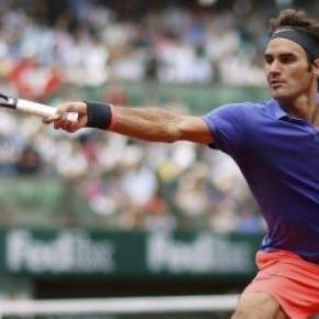 Roger Federer już w IV rundzie turnieju.