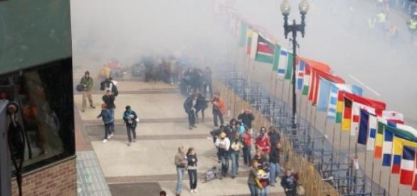 Aftermath of the 2013 Boston Marathon Bombings