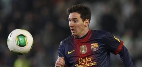 Czy Messi przedrze się przez defensywę Juve?