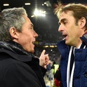 Paulo Sousa pronto para substituir Julen Lopetegui