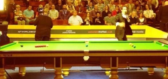 Murphy v Bingham in the World Championship final
