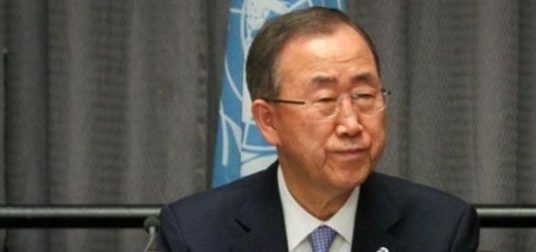 UN Secretary General calls for global actions