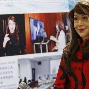 Az első női humanoid robot