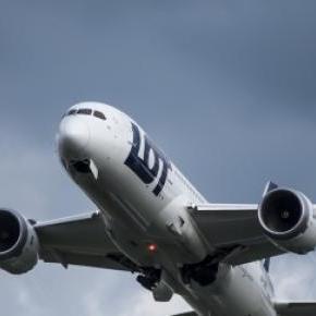 Boeing 787 Dreamilner linii lotniczych LOT