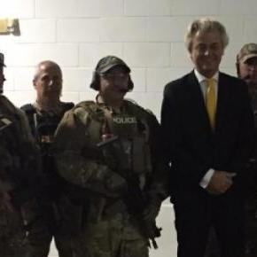 Geert Wilders (fot. Twitter)