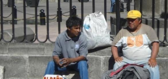 Grave problema de desempleo en México