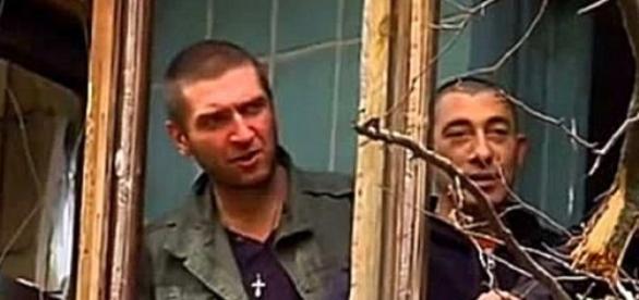 Oględziny uszkodzeń mieszkań w Doniecku