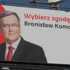 Bronisław Komorowski spoczął na laurach?