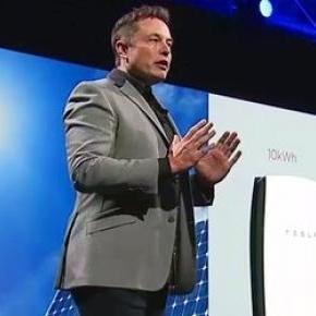 Elon Musk forradalmasítaná az energiaipart