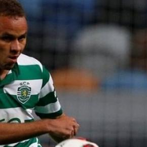 Ewerton já marcou um golo pelo Sporting