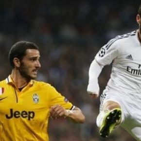 Juventus se enfrentó al Madrid el año pasado