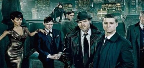 A Gotham első évadának szereplői