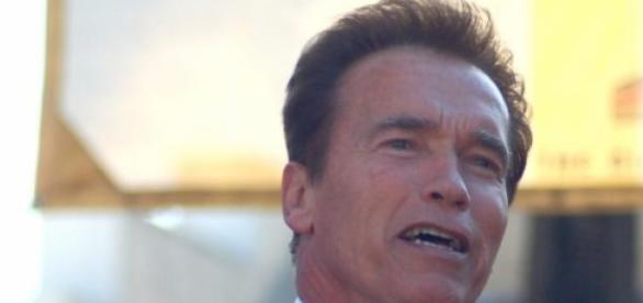 Arnold's Terminator Genisys poster revealed