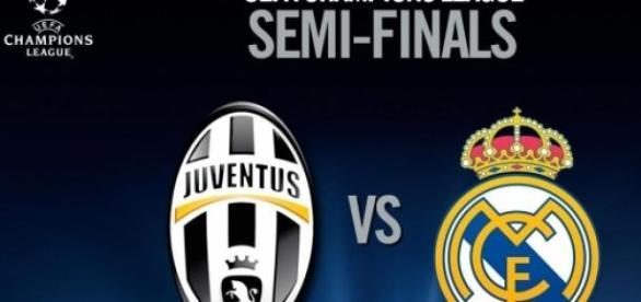 Juventus kontra Real Madryt