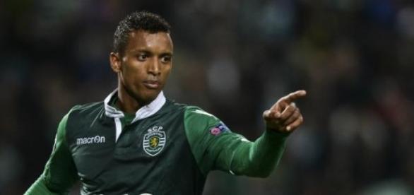Nani regressou ao Sporting sete após a saída