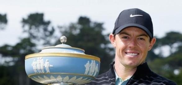 Rory McIlory won the WGC Match Play