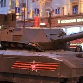 Armata T 14  (sursa VPK.name)