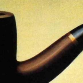 Ceci n'est pas une pipe, Magritte
