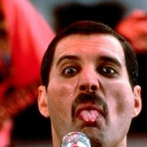 Freddie Mercury üzenete Apáti Istvánnak