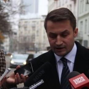 Piotr Guział, obecnie warszawski radny