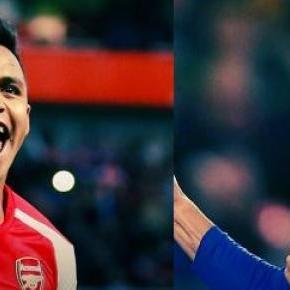 Sánchez és Hazard, a PL két zsenije