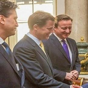 Which of these men will be in 10 Downing Street?