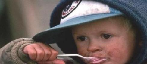 Egyre több az éhező gyermek!