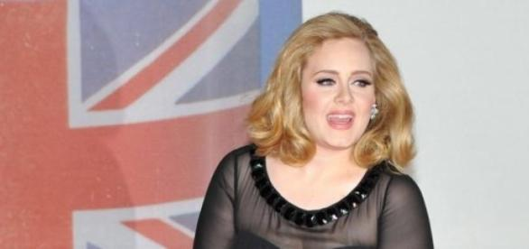 Adele acquires a George Michael makeover