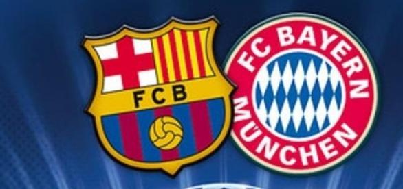 Barcelona - Bayern München