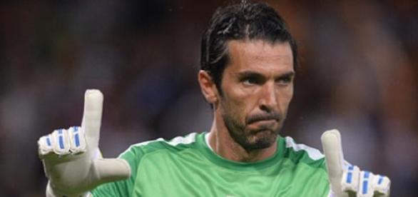 Buffon megérezte a végeredményt...